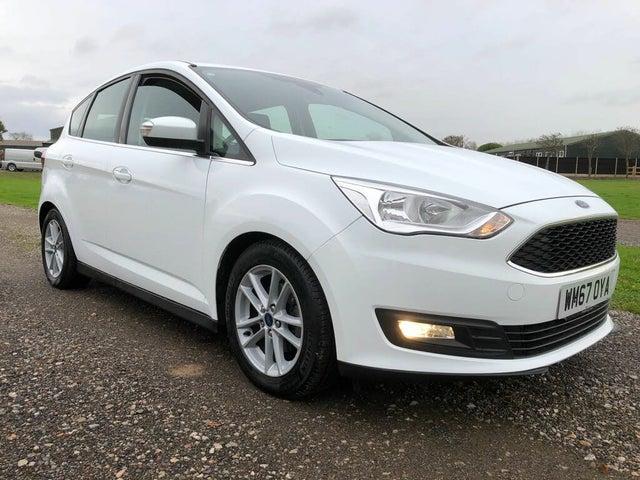 2018 Ford C-MAX 1.0T Zetec (125ps) (67 reg)