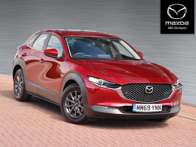 2020 Mazda CX-30 2.0 SKYACTIV-G SE-L Lux (69 reg)