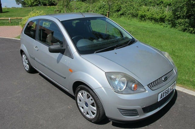 2006 Ford Fiesta 1.25 Style 3d (0D reg)