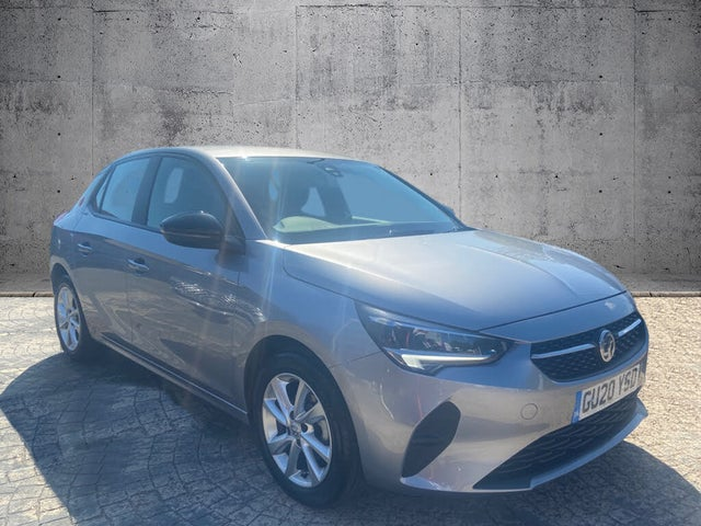 2020 Vauxhall Corsa 1.2i SE (20 reg)
