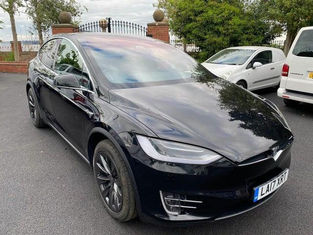2017 Tesla Model X E 75D (17 reg)