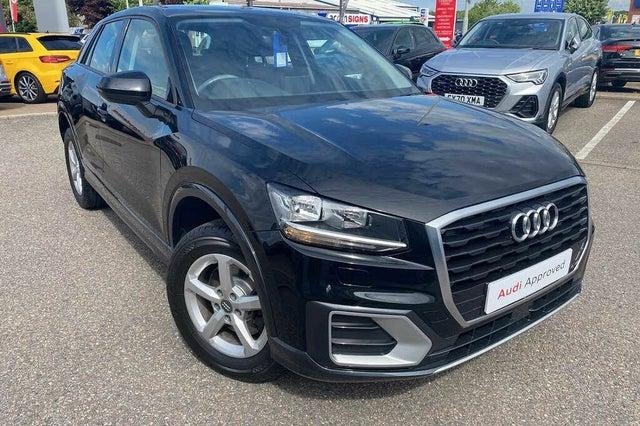 2017 Audi Q2 1.0 TFSI SE (67 reg)