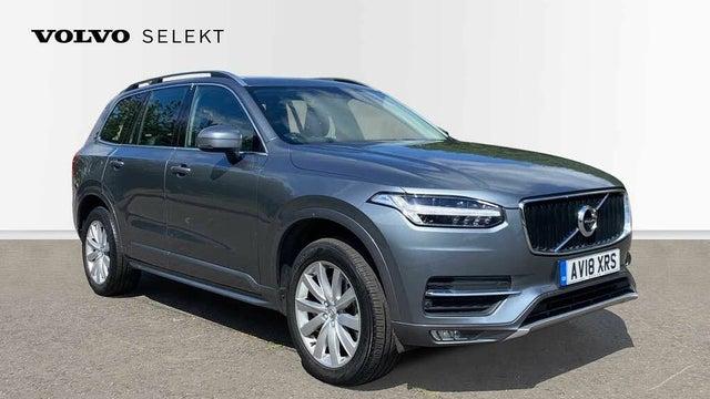 2018 Volvo XC90 2.0TD D5 Momentum 4X4 (1L reg)