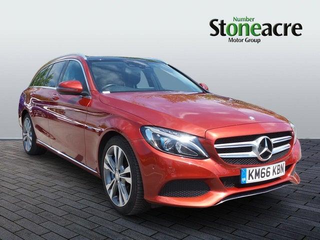 2016 Mercedes-Benz C-Class 2.0 C350e Sport (211ps) (Premium Plus) Estate 5d 7G-Tronic (66 reg)