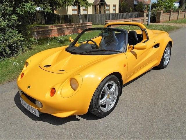 1998 Lotus Elise 1.8