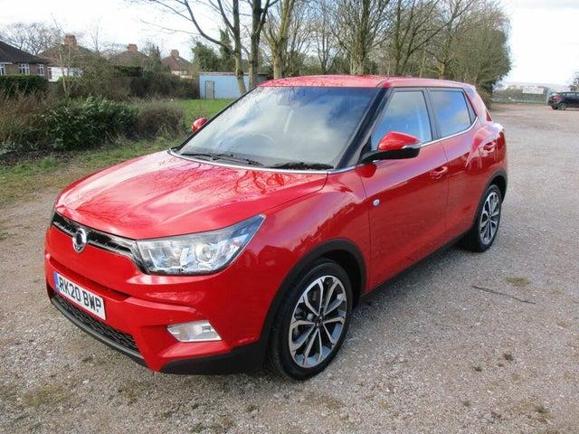 2020 Ssangyong Tivoli 1.6TD ELX Red Auto (T3 reg)