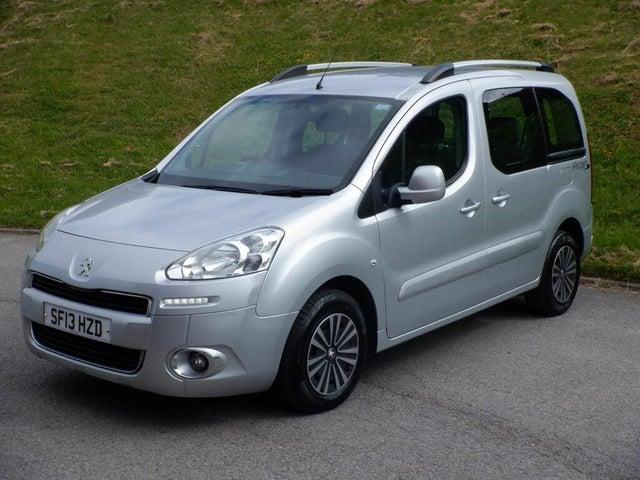 2013 Peugeot Partner 1.6HDi Tepee S (92bhp) (s/s) EGC (13 reg)