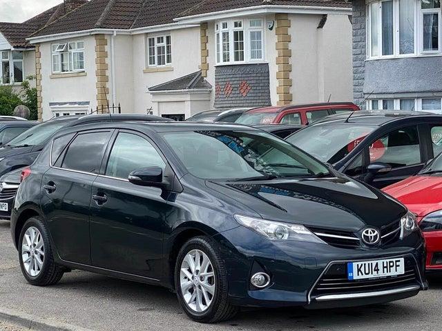 2014 Toyota Auris 1.4TD Excel Hatchback (14 reg)
