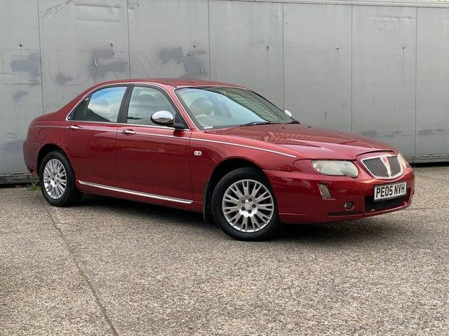2005 Rover 75 1.8 Connoisseur SE (05 reg)