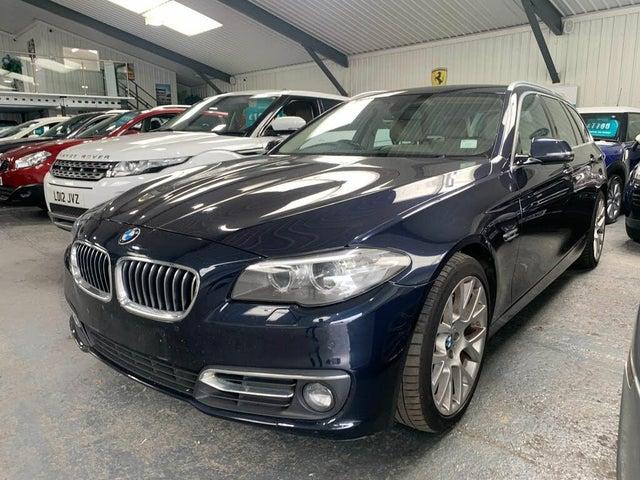 2014 BMW 5 Series 3.0TD 535d Luxury Touring 5d (JJ reg)
