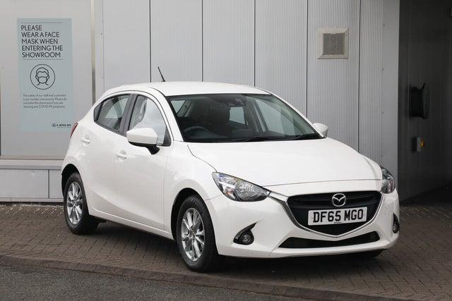 2015 Mazda Mazda2 1.5 SE-L (Nav) (65 reg)