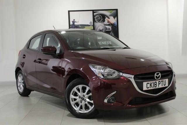 2018 Mazda Mazda2 1.5 SE-L (Nav)+ (18 reg)