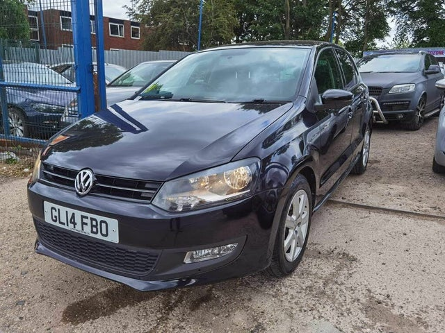 2014 Volkswagen Polo 1.2 Match Edition (60ps) 5d (14 reg)