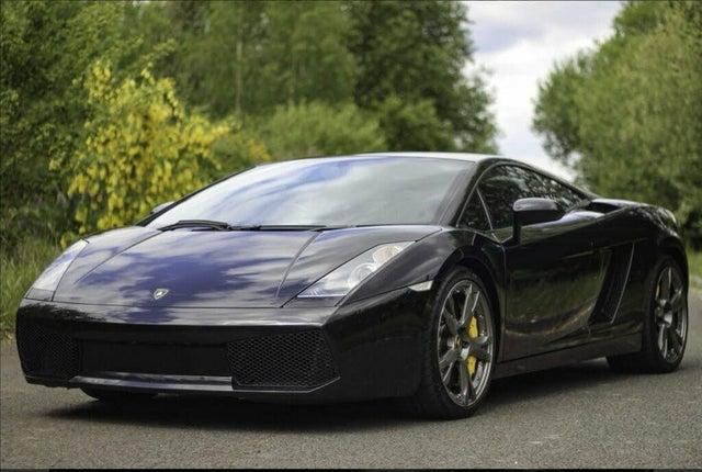 2007 Lamborghini Gallardo 5.0 (500bhp) Coupe (WG reg)