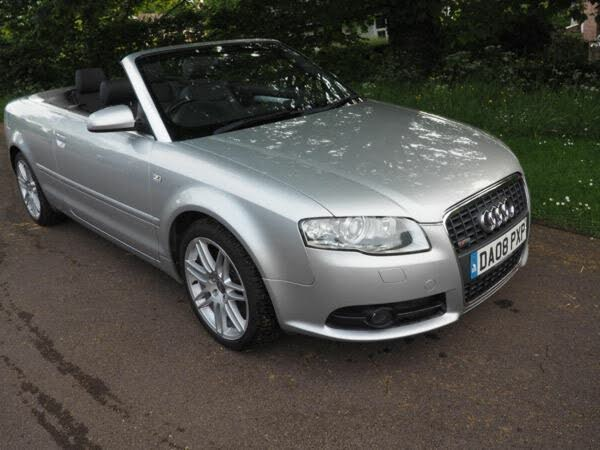 2008 Audi A4 Cabriolet 2.0 Final Edition (08 reg)