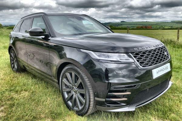 2019 Land Rover Range Rover Velar 3.0 D300 R-Dynamic HSE (LY reg)