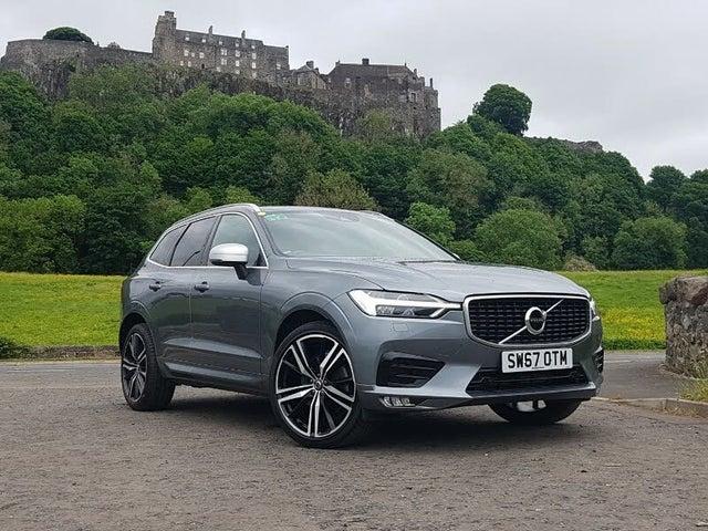 2018 Volvo XC60 2.0TD D4 R-Design Pro 4X4 Geartronic (1U reg)