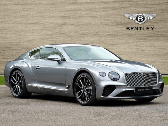 2018 Bentley Continental 6.0 GT (635ps) 4X4 Coupe 5998cc (18 reg)