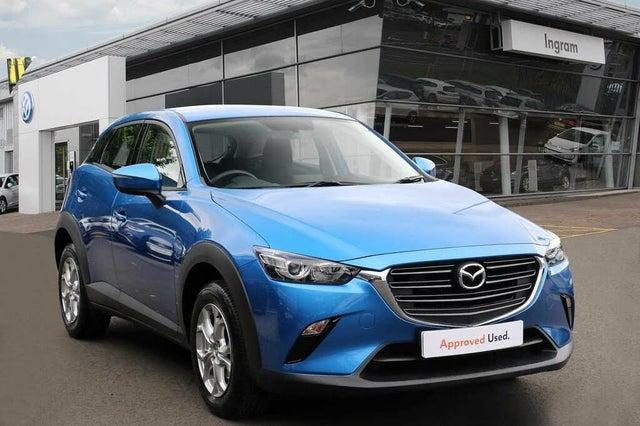 2019 Mazda CX-3 2.0 SE Nav+ (ZD reg)