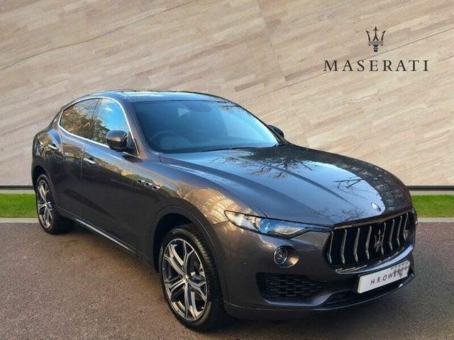 2021 Maserati Levante (21 reg)