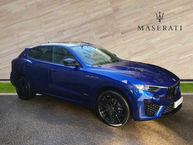 2021 Maserati Levante 3.0 GranSport (6X reg)