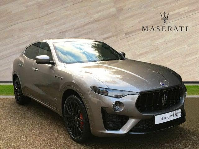 2021 Maserati Levante 3.0 GranSport (70 reg)