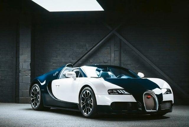 2010 Bugatti Veyron 16.4 Grand Sport (10 reg)