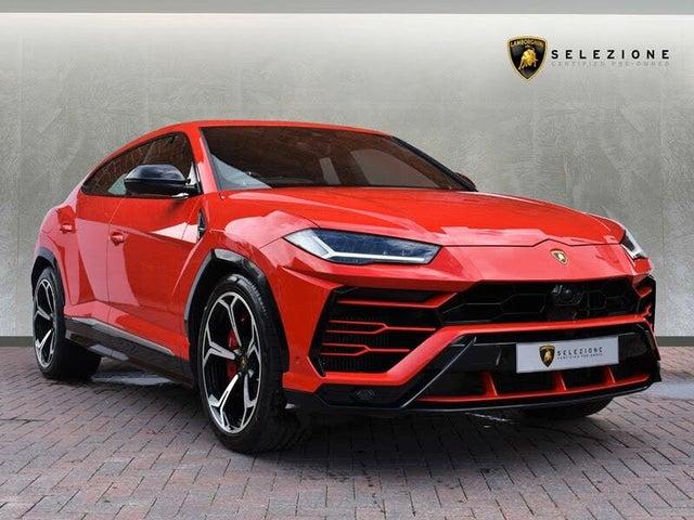 2019 Lamborghini Urus 4.0 [No Trim] (25 reg)