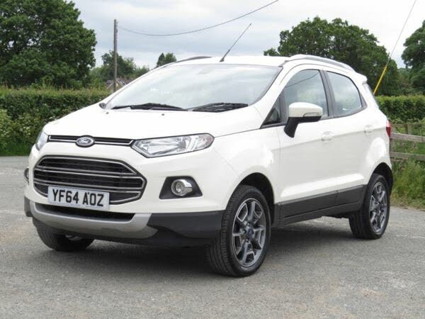 2014 Ford EcoSport 1.5TDCi Titanium (X Pack) (64 reg)