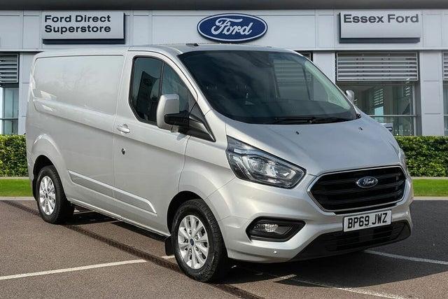 2020 Ford Transit Custom 2.0TDCi 300 L1H1 Limited (130PS)(EU6dT) Panel Van (69 reg)