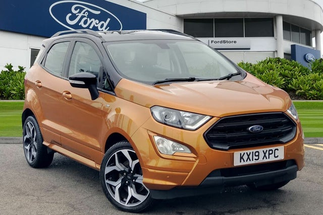 2019 Ford EcoSport 1.5 ST-Line (100ps) (s/s) (19 reg)