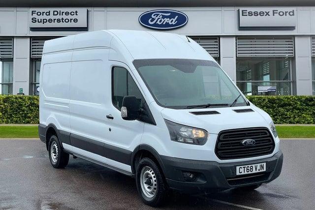 2019 Ford Transit 2.0TDCi 350 L3H3 (130PS)(EU6) RWD Panel Van (68 reg)