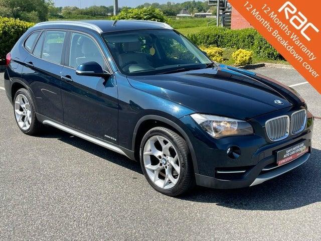 2013 BMW X1 2.0TD xDrive20d xLine (62 reg)