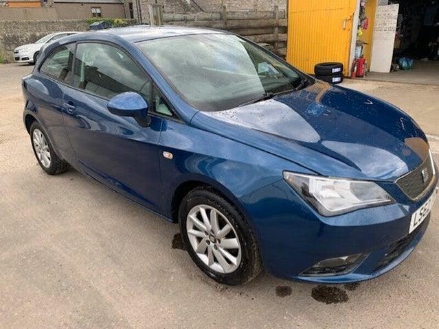 2012 Seat Ibiza 1.2TD SE (75ps) SportCoupe Hatchback 3d (62 reg)