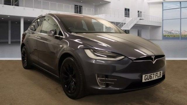 2017 Tesla Model X E 75D (67 reg)