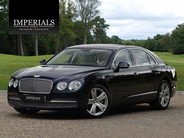 2013 Bentley Continental (BE reg)