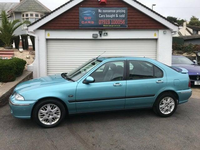 2004 Rover 45 1.8 Impression S Hatchback 5d CVT (53 reg)