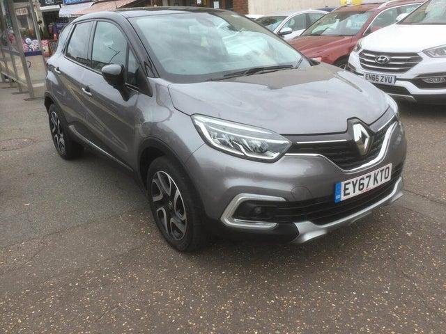 2017 Renault Captur 0.9 TCe Dynamique S Nav (67 reg)