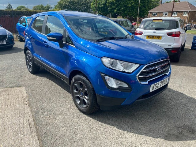 2018 Ford EcoSport (Z2 reg)