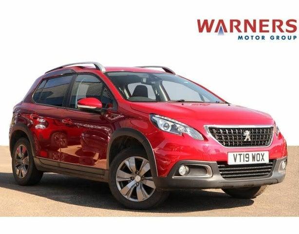 2019 Peugeot 2008 SUV 1.2 PureTech Signature (82bhp) (19 reg)