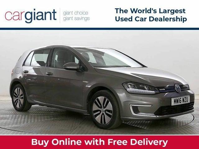 2016 Volkswagen Golf E e-GOLF (16 reg)