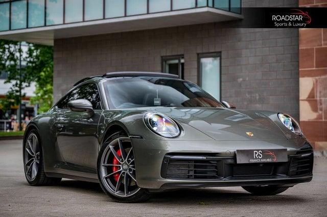 2020 Porsche 911 3.0 Carrera 4 S (450ps) 4 S Coupe PDK (20 reg)