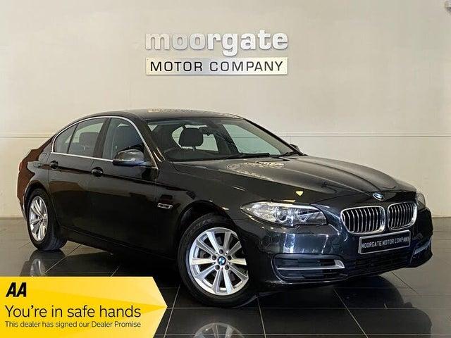 2015 BMW 5 Series 2.0TD 520d SE (190bhp) Saloon 4d Auto (64 reg)