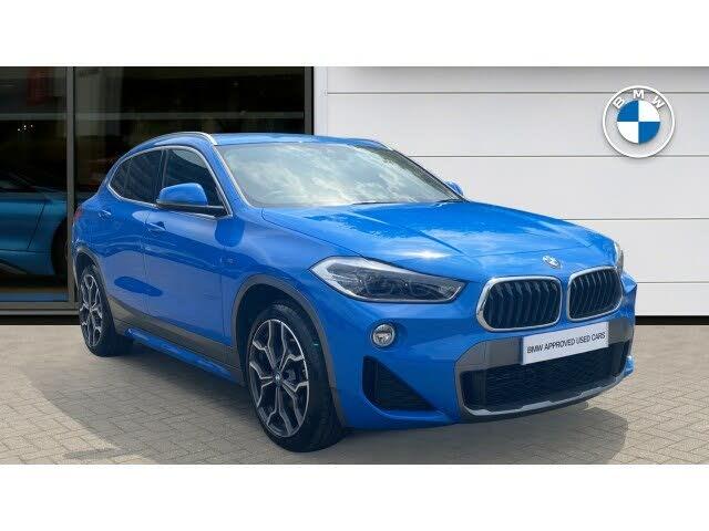 2020 BMW X2 (20 reg)