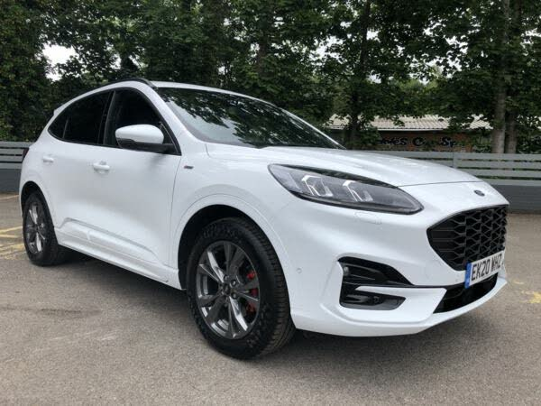 2020 Ford Kuga 1.5T ST-Line First Edition (20 reg)