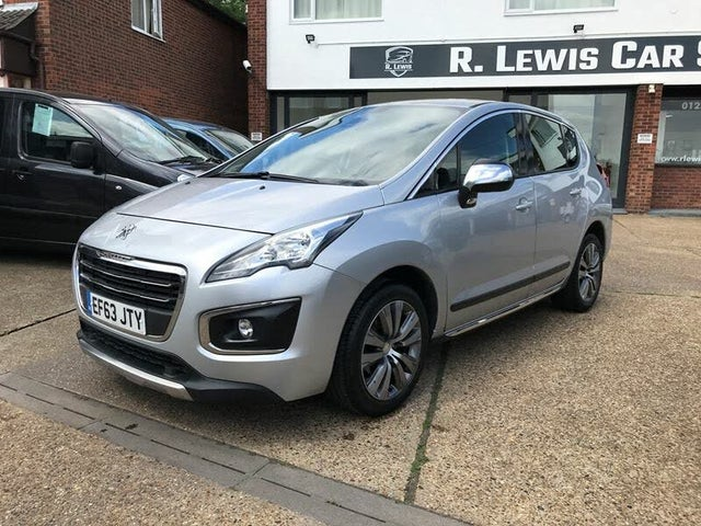 2013 Peugeot 3008 Crossover 1.6HDi Active (63 reg)