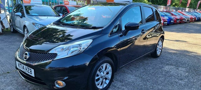 2014 Nissan Note 1.2 Acenta Premium (80ps) (Style Pack) (NT reg)