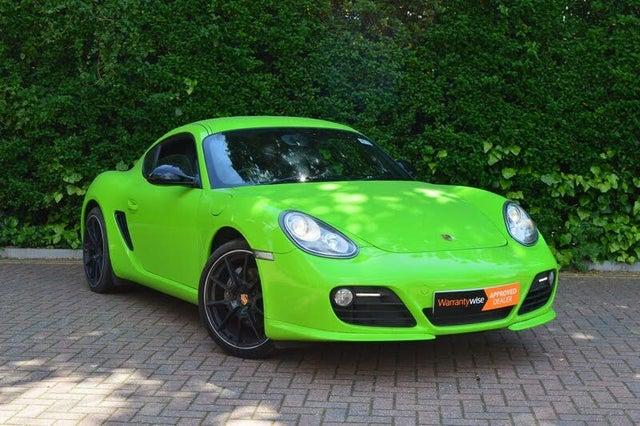 2011 Porsche Cayman 2.9 (61 reg)