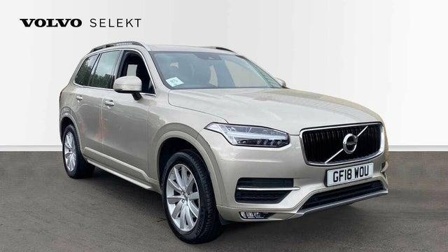 2018 Volvo XC90 2.0TD D5 Momentum (AWD) (1L reg)