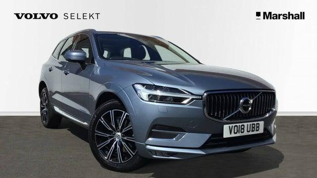 2018 Volvo XC60 2.0TD D4 Inscription 4X4 Geartronic (1U reg)